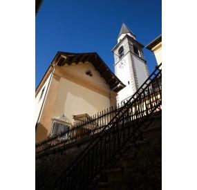 Casso historic center