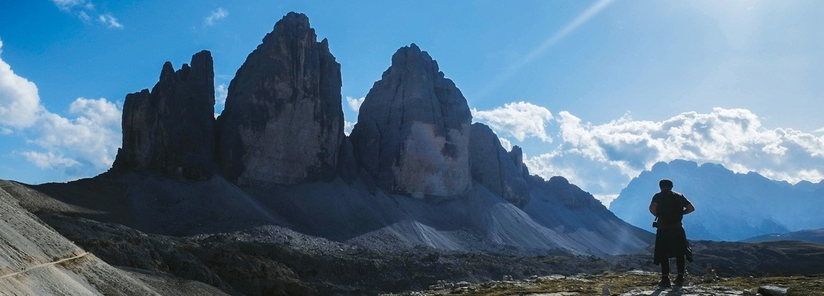 Guided tours in the Classic Dolomites