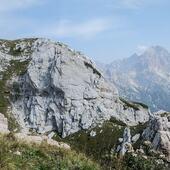 The top of mt Palazza, behind mt Duranno   #vistdolomiti #dolomiti #dolomites #unesco #unescoworldheritage #dolomitifriulane #mountains #mountainlovers #montagna #landscape #landscapephotography #paesaggio #nature #natura #fvg #hiking #escursione